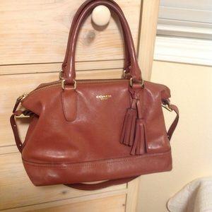 beautiful coach bag